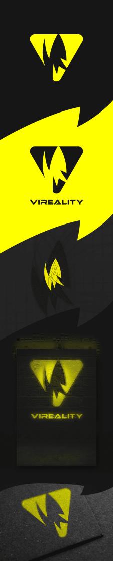 Logo • ViReality